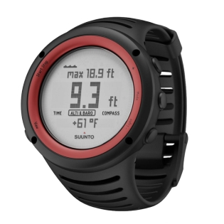 Fitness sat SUUNTO Core Lava Red