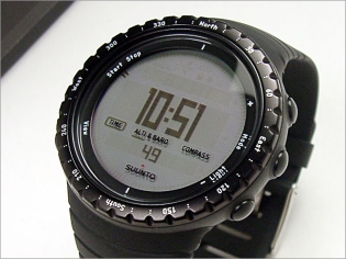 Fitness sat SUUNTO Core Regular Black