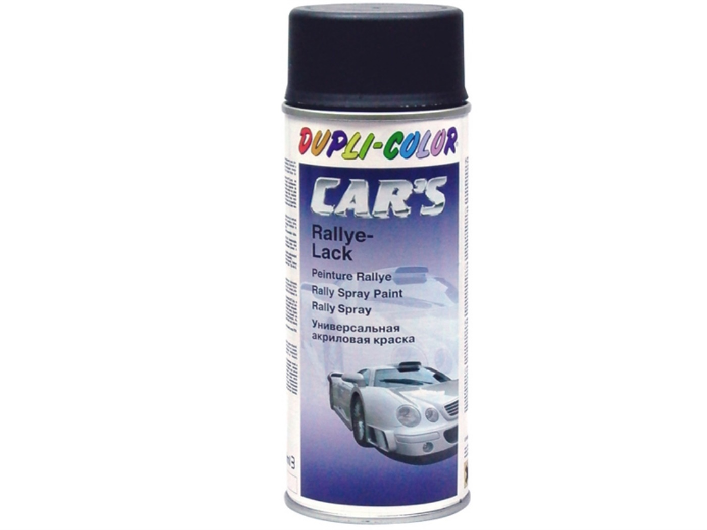 Lak  bijeli  sjajni   4 0 0  ml   motip  cars  spray   3 8 5 8 9 6