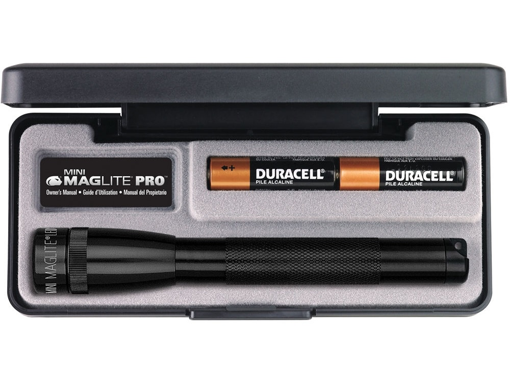 Maglite Mini SP2P017U 2 Cell AA PRO black, case ručna LED svjetiljka