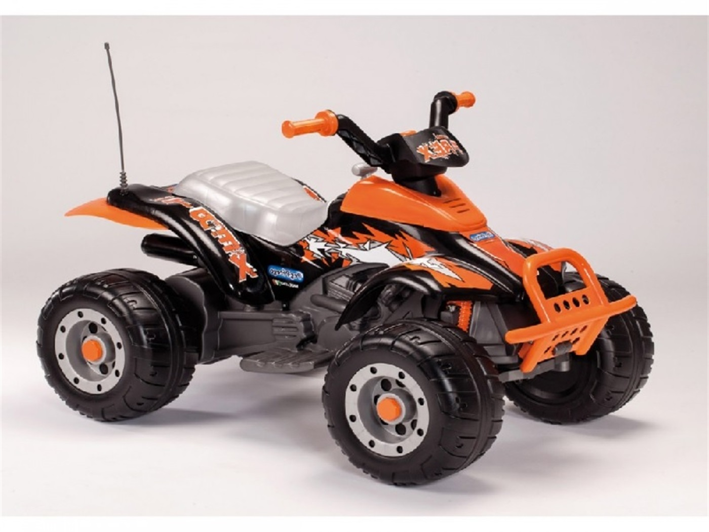 PEG PEREGO Corral T-Rex black/orange