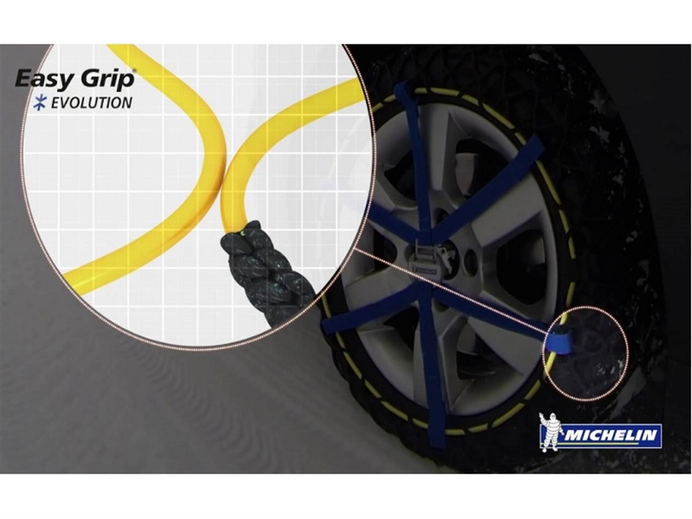 michelin  easy  grip  evolution   5