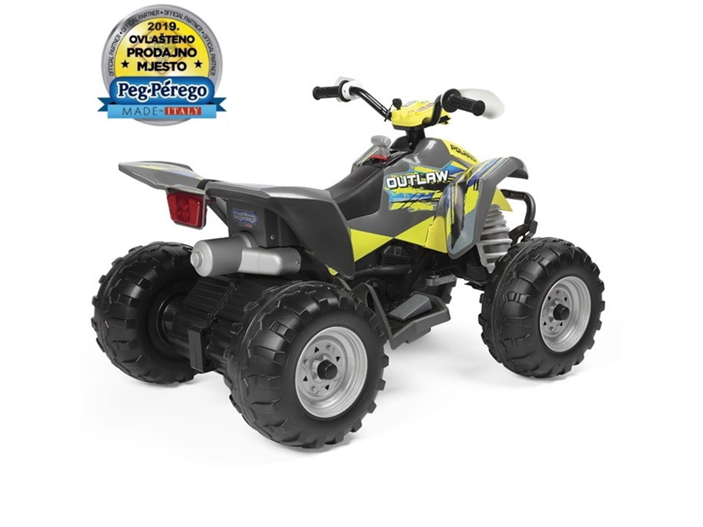 peg  perego  quad  polaris