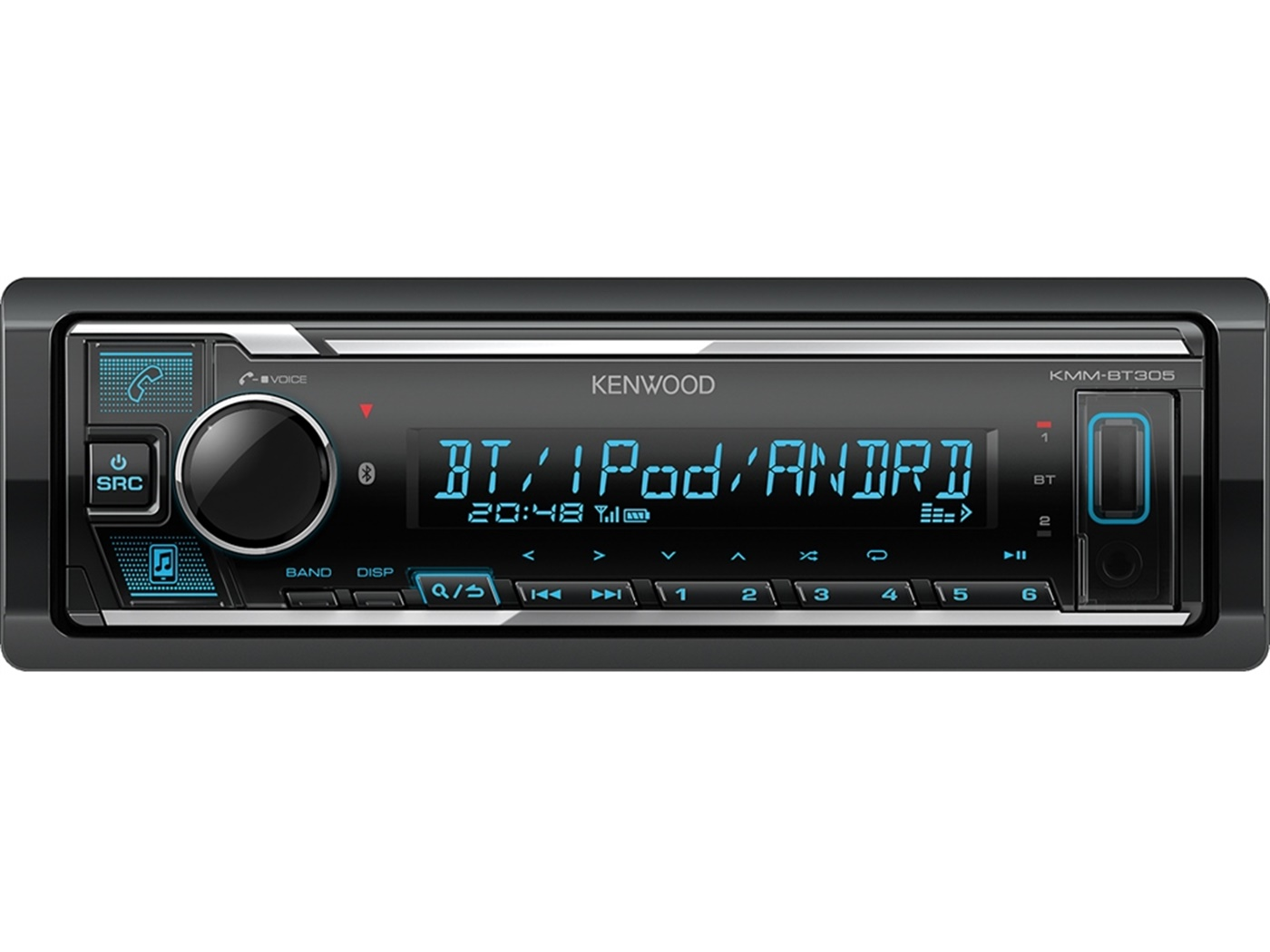 Autoradio Kenwood KMM-BT305