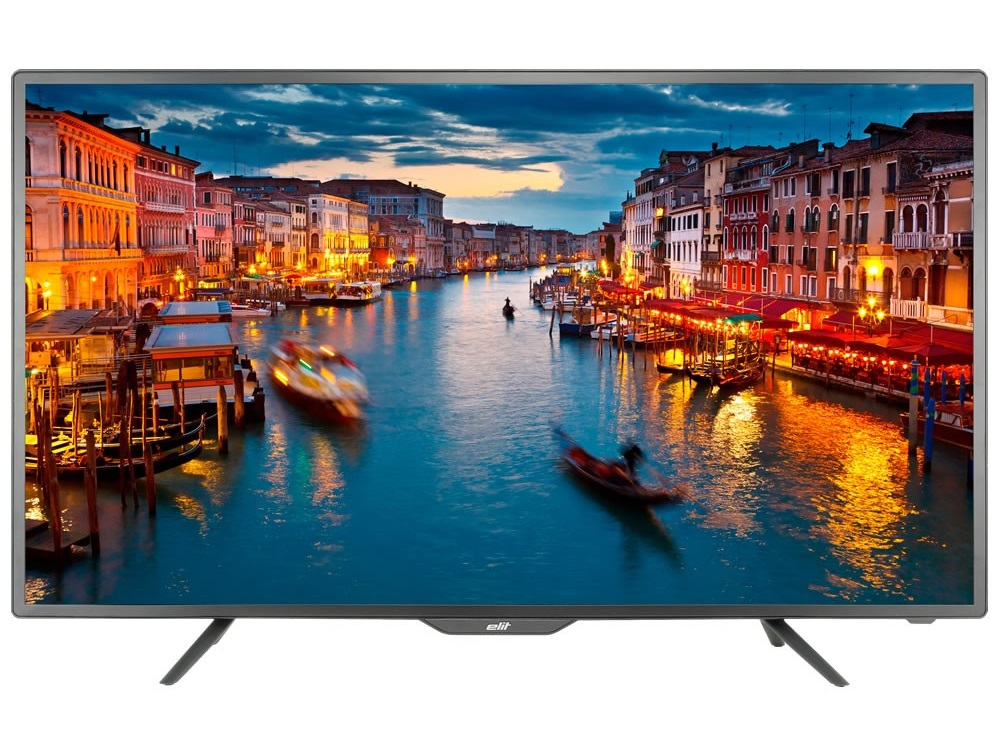 "ELIT LED TV 40"" L-4017ST2 DVBT2/S2 h.265"