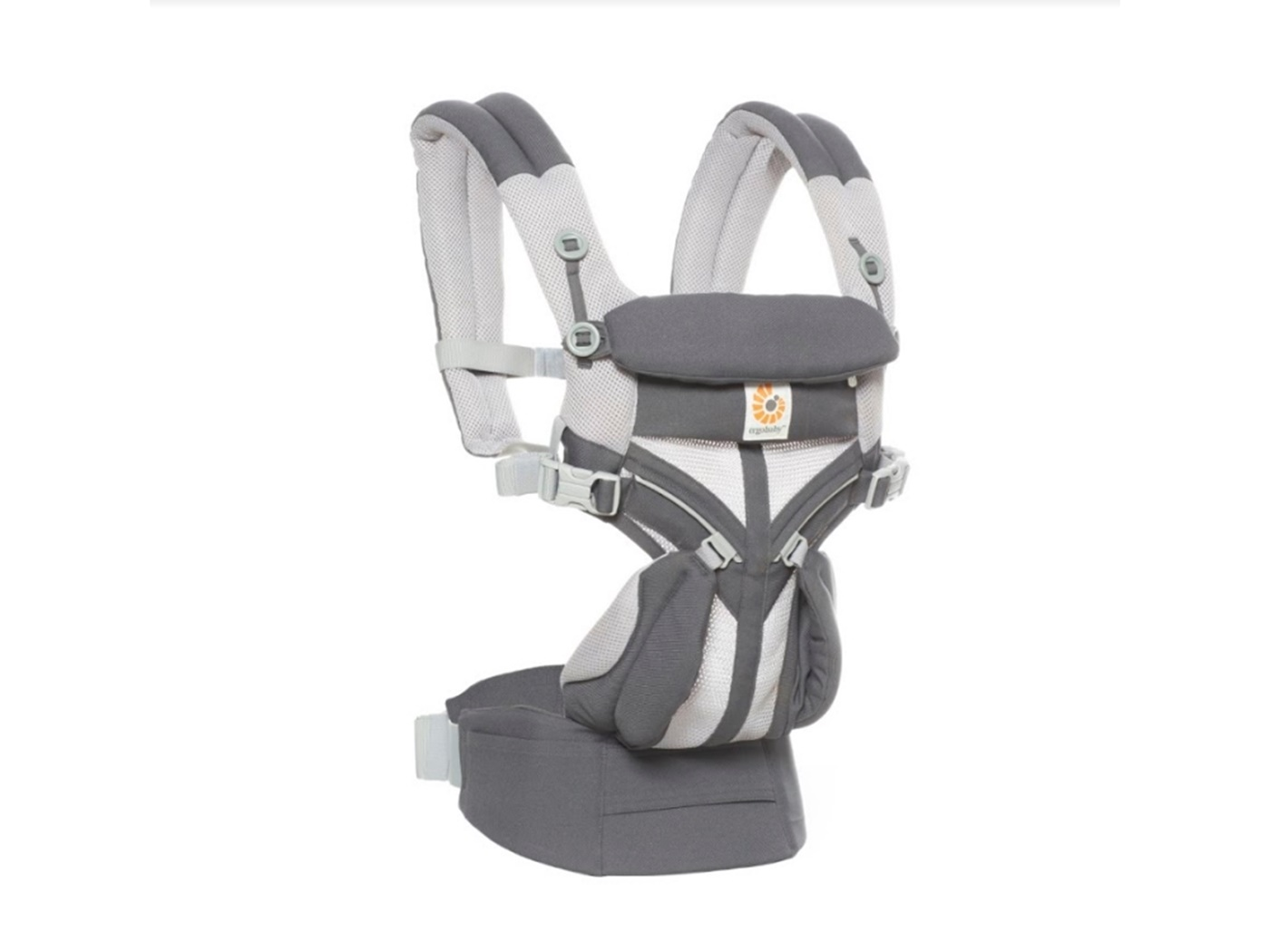 erogobaby  cool  air  omni 3 6 0   carbonsiva