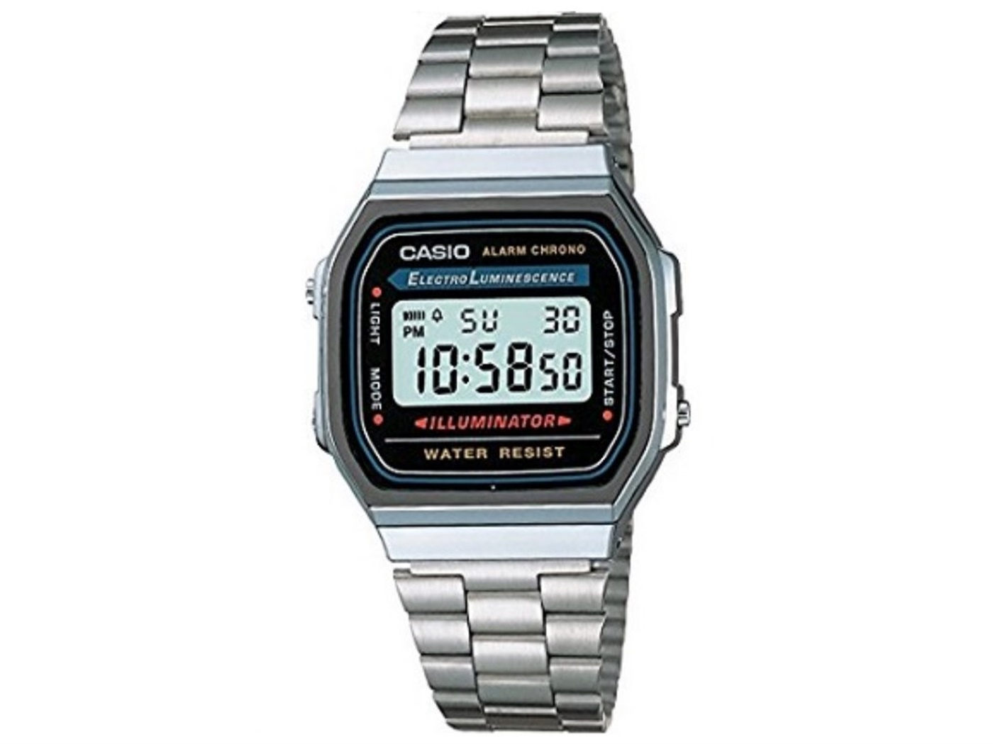 Ručni sat CASIO A168WA-1YES
