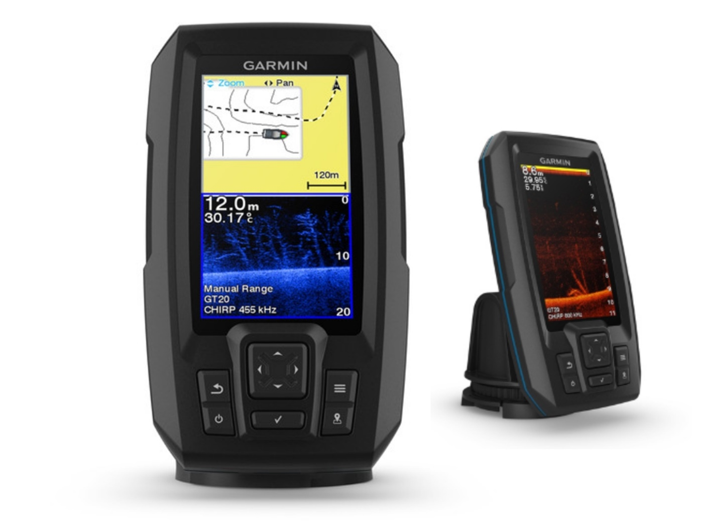 Garmin STRIKER™ Plus 4cv sa sondom GT20-TM