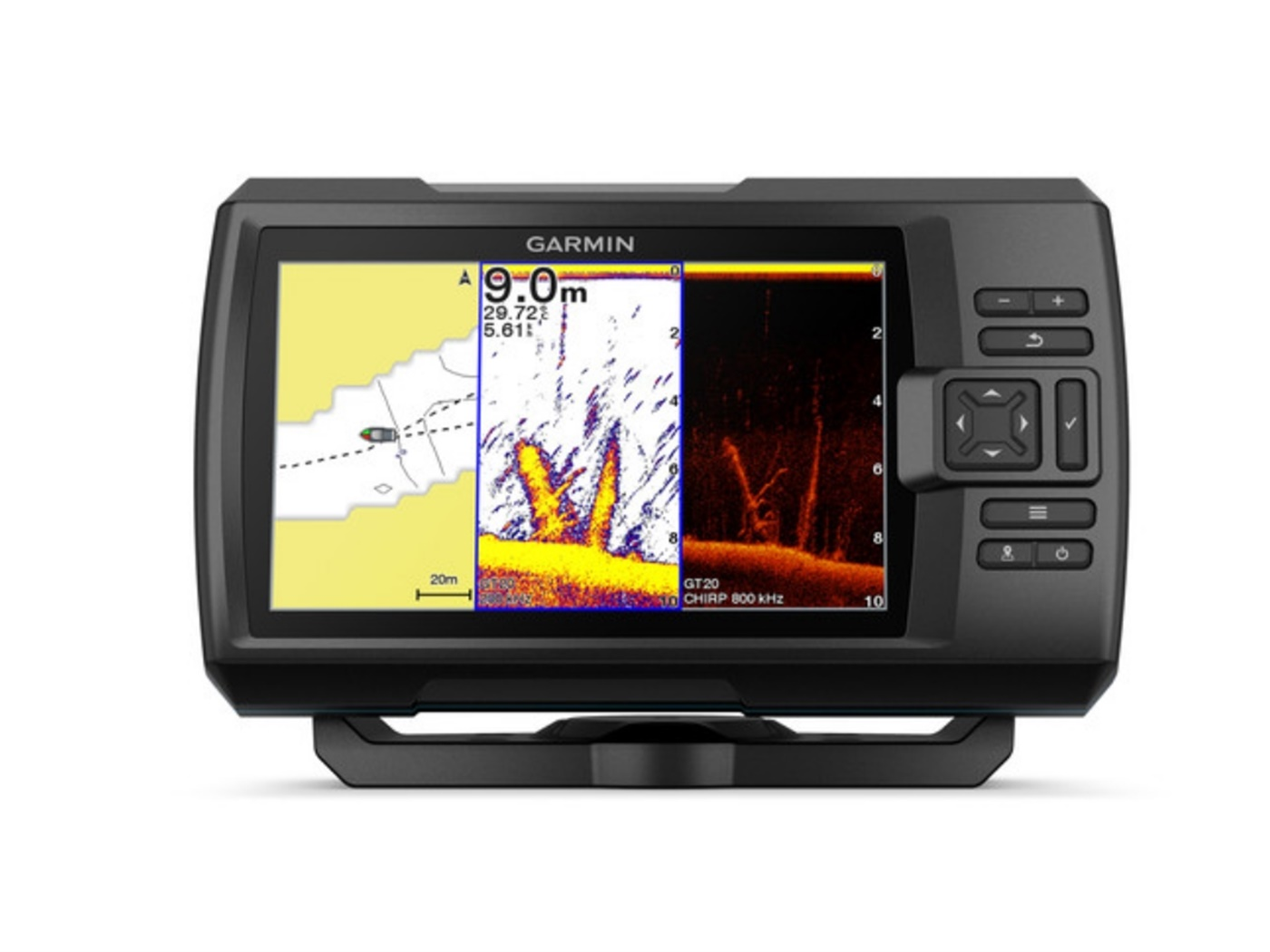 Garmin STRIKER™ Plus 7cv s krmenom sondom