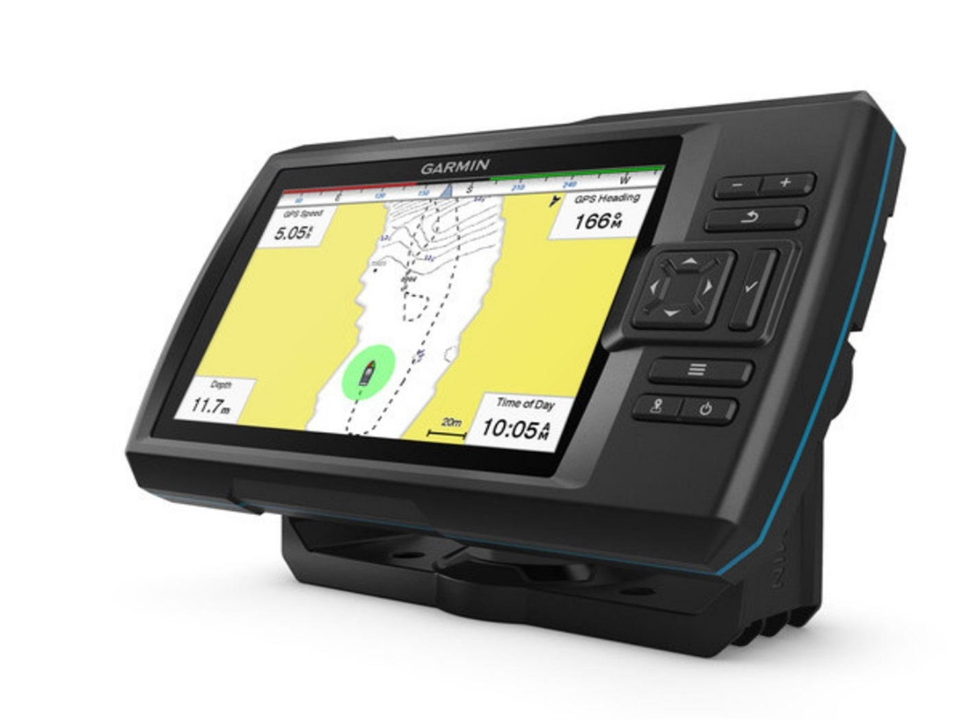 Garmin STRIKER™ Plus 7sv bez sonde