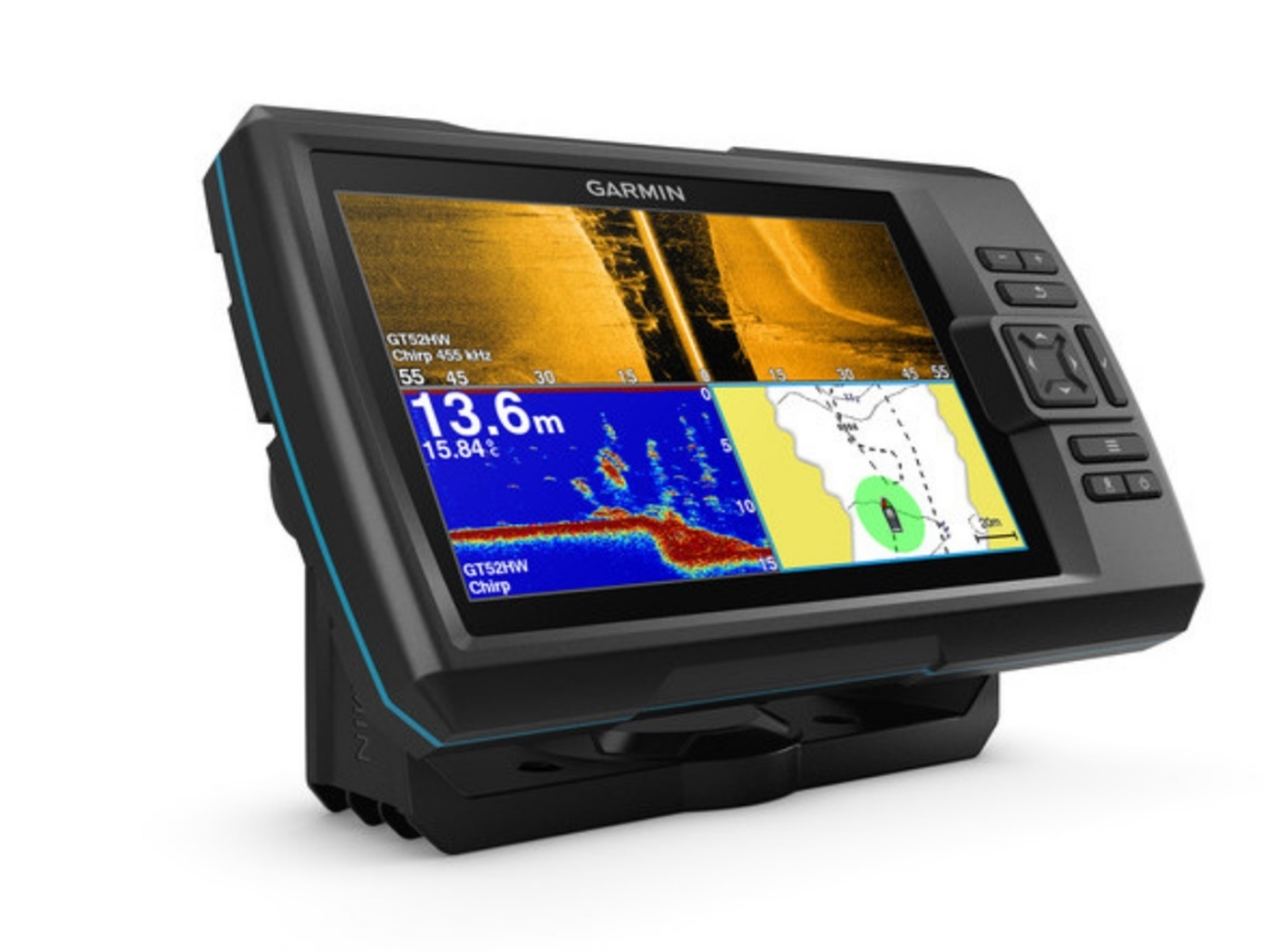 Garmin STRIKER™ Plus 7sv sa sondom GT52HW-TM