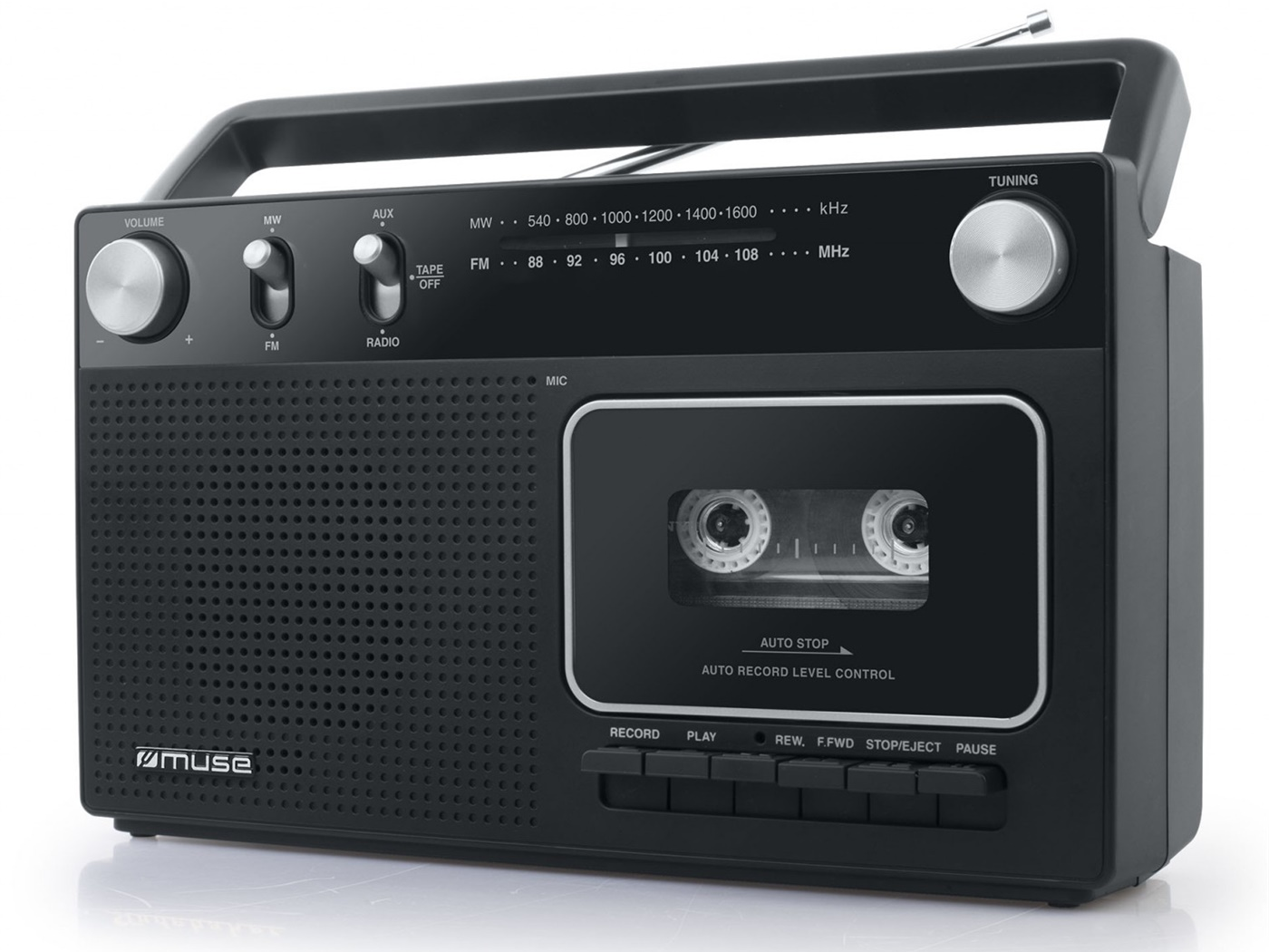 MUSE radio kazetofon M-152RC