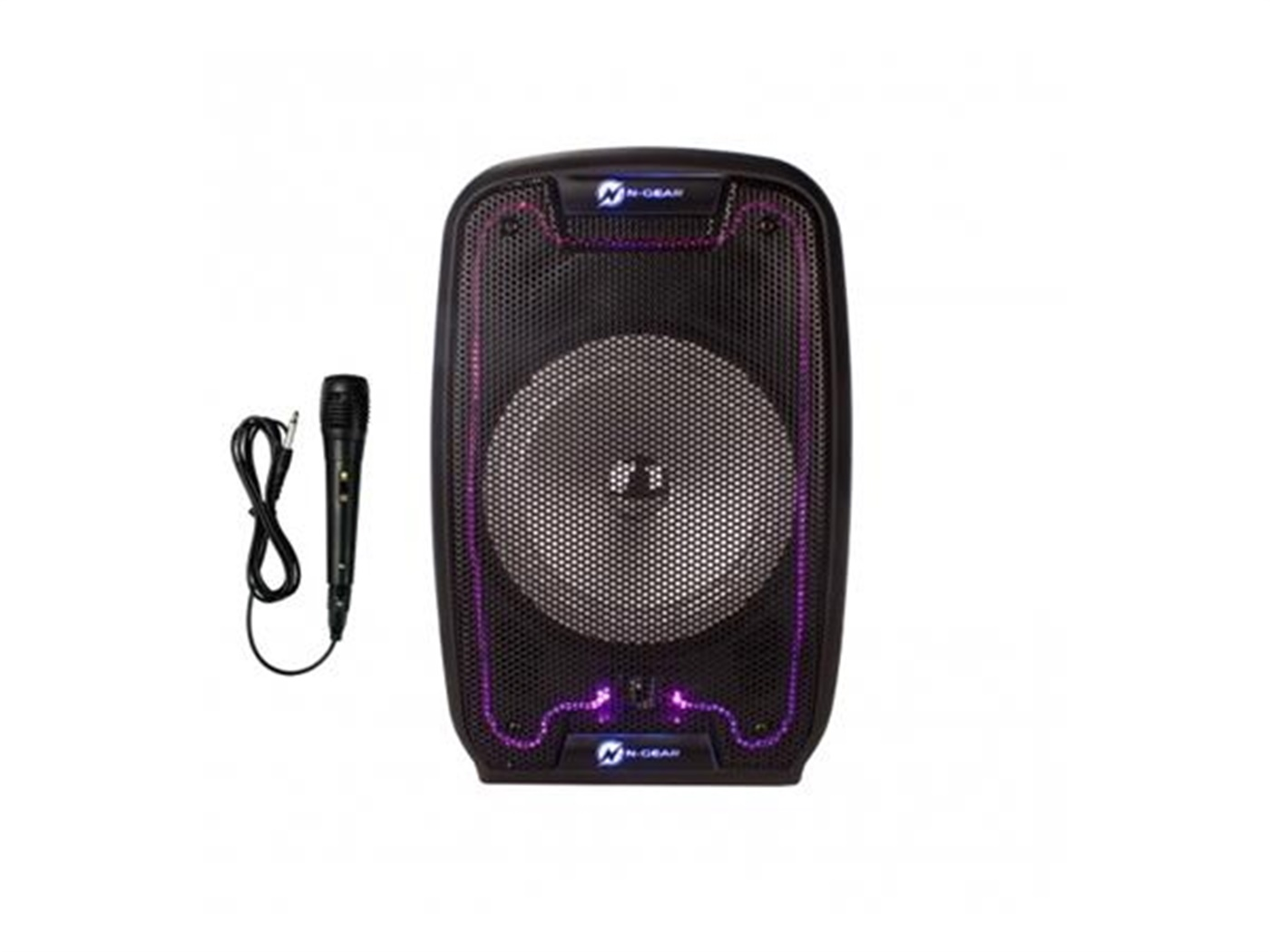 Karaoke zvučnik N-gear The Flash 810, 100W