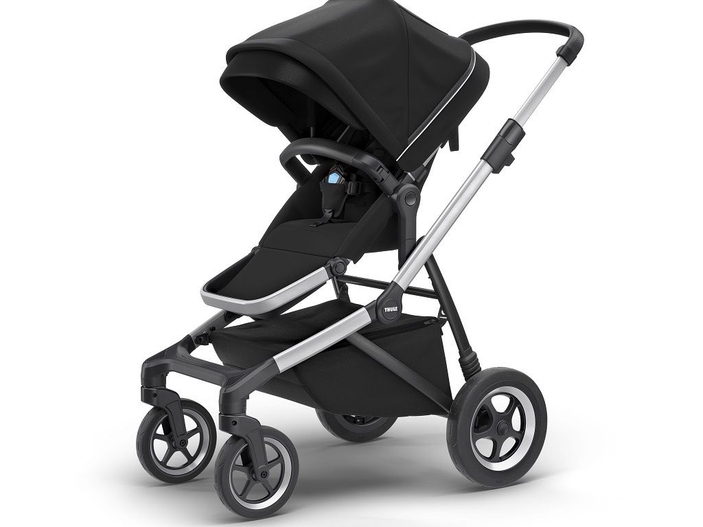 Thule   sleek  crna