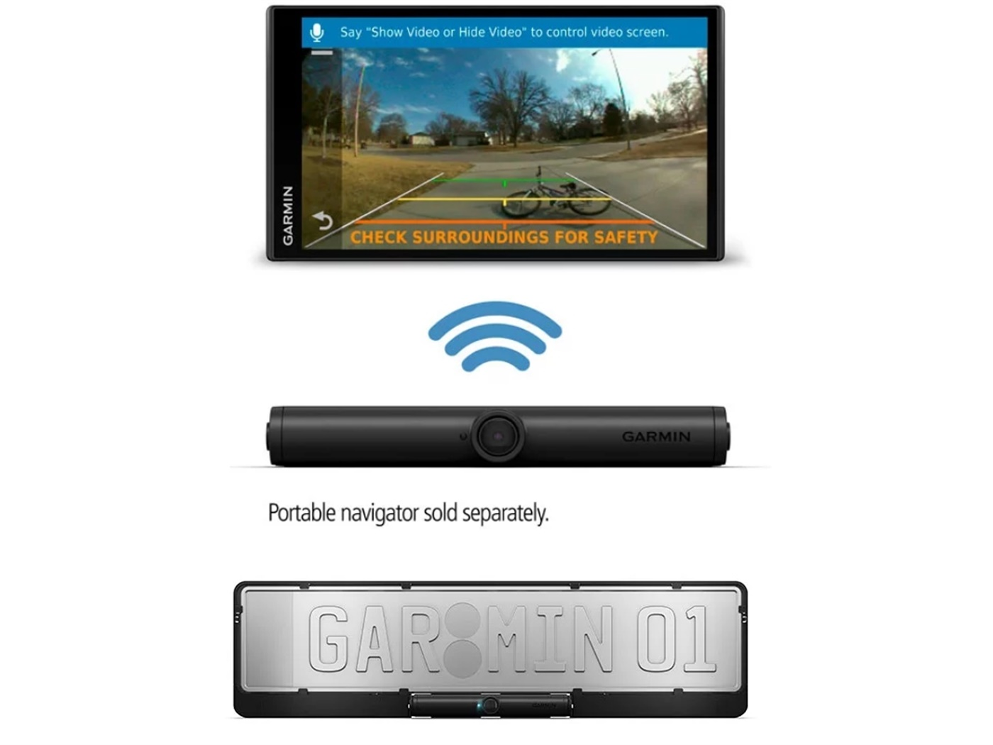B c ™   4 0   wireless   backup   camera