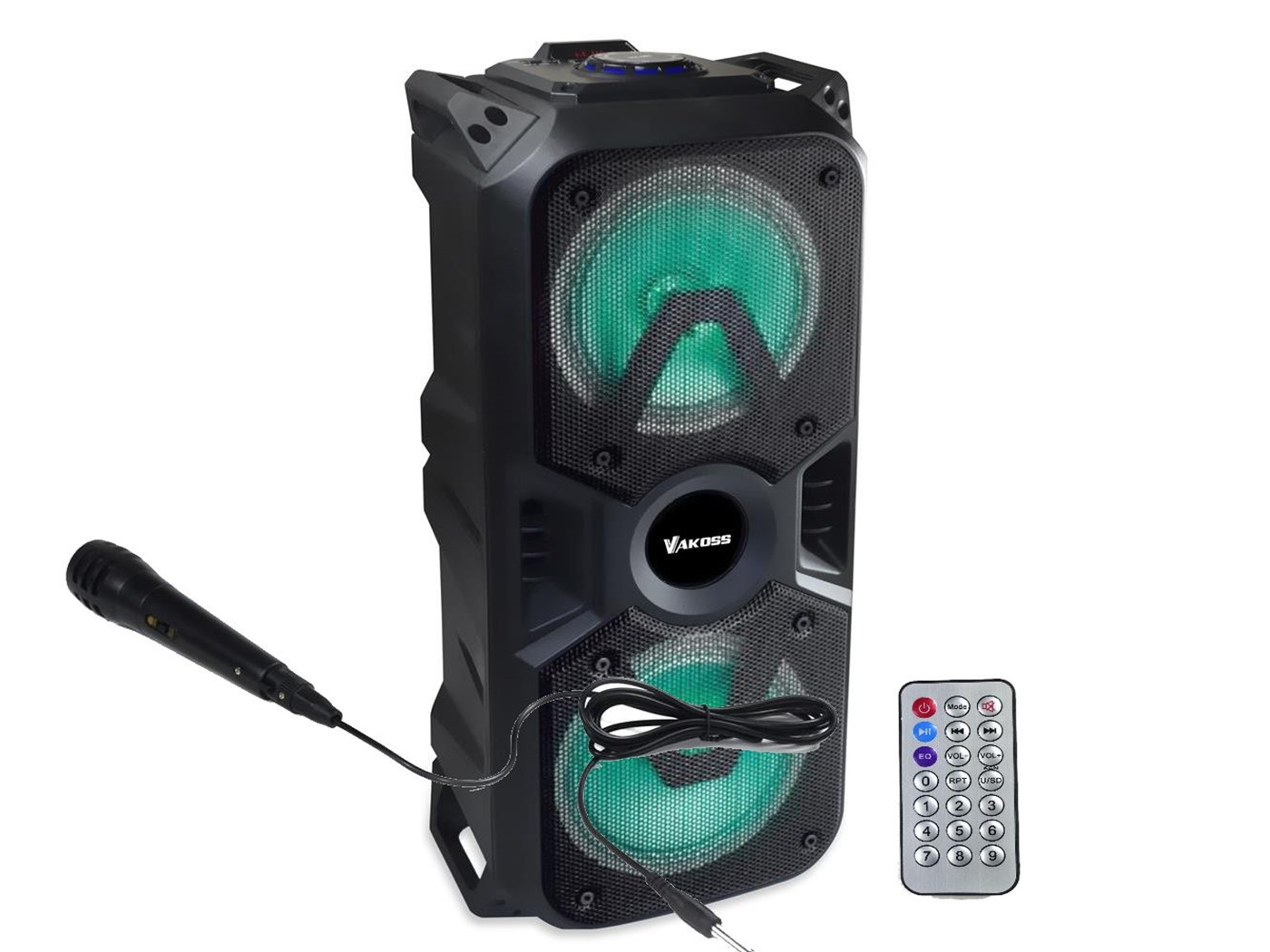 Vakoss karaoke audio SP-2931BK
