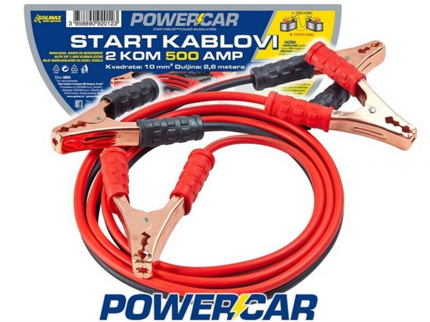 start  kablovi   5 0 0  amp   1 0mm 2