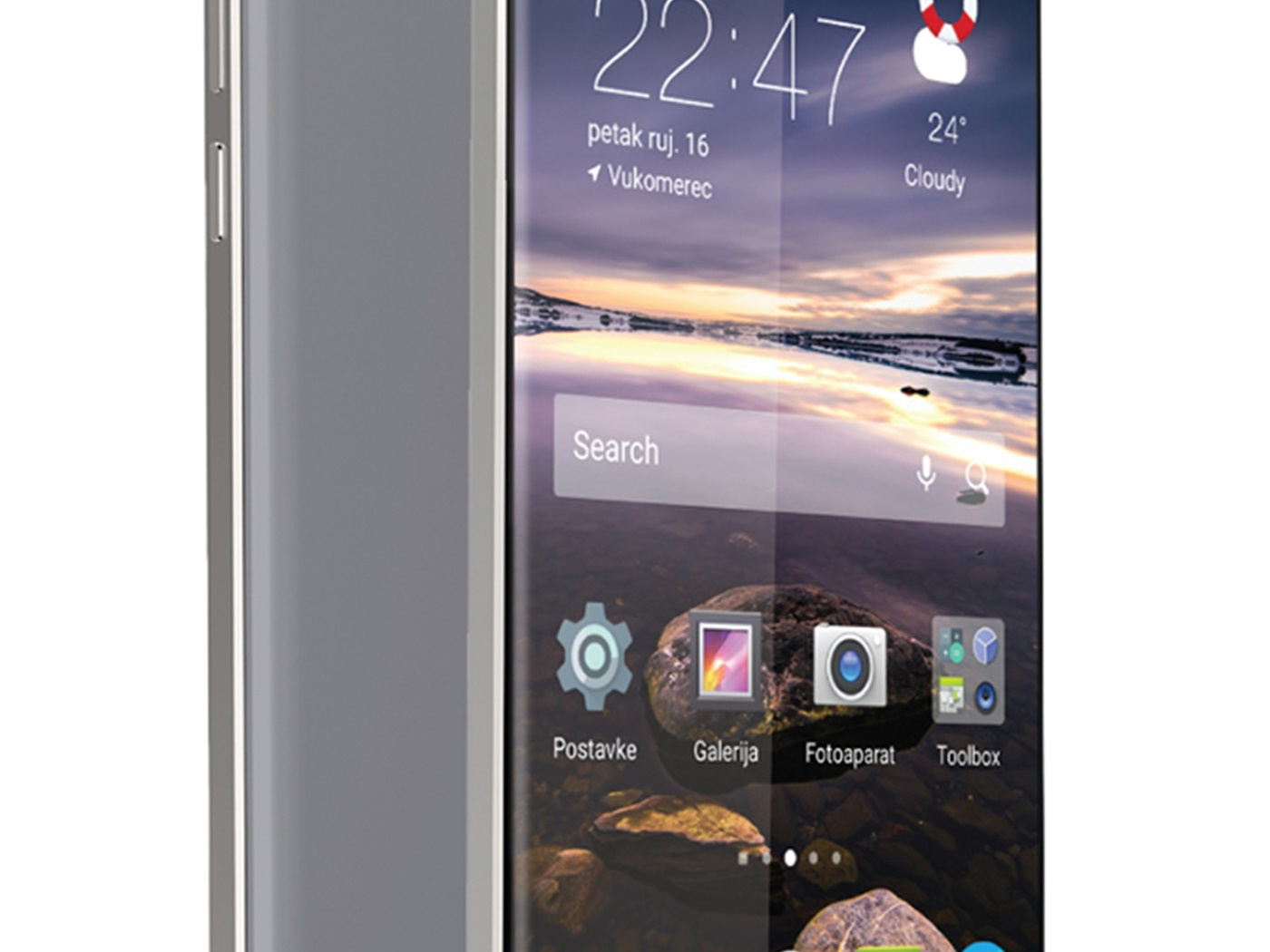 MeanIt Q9 smartphone