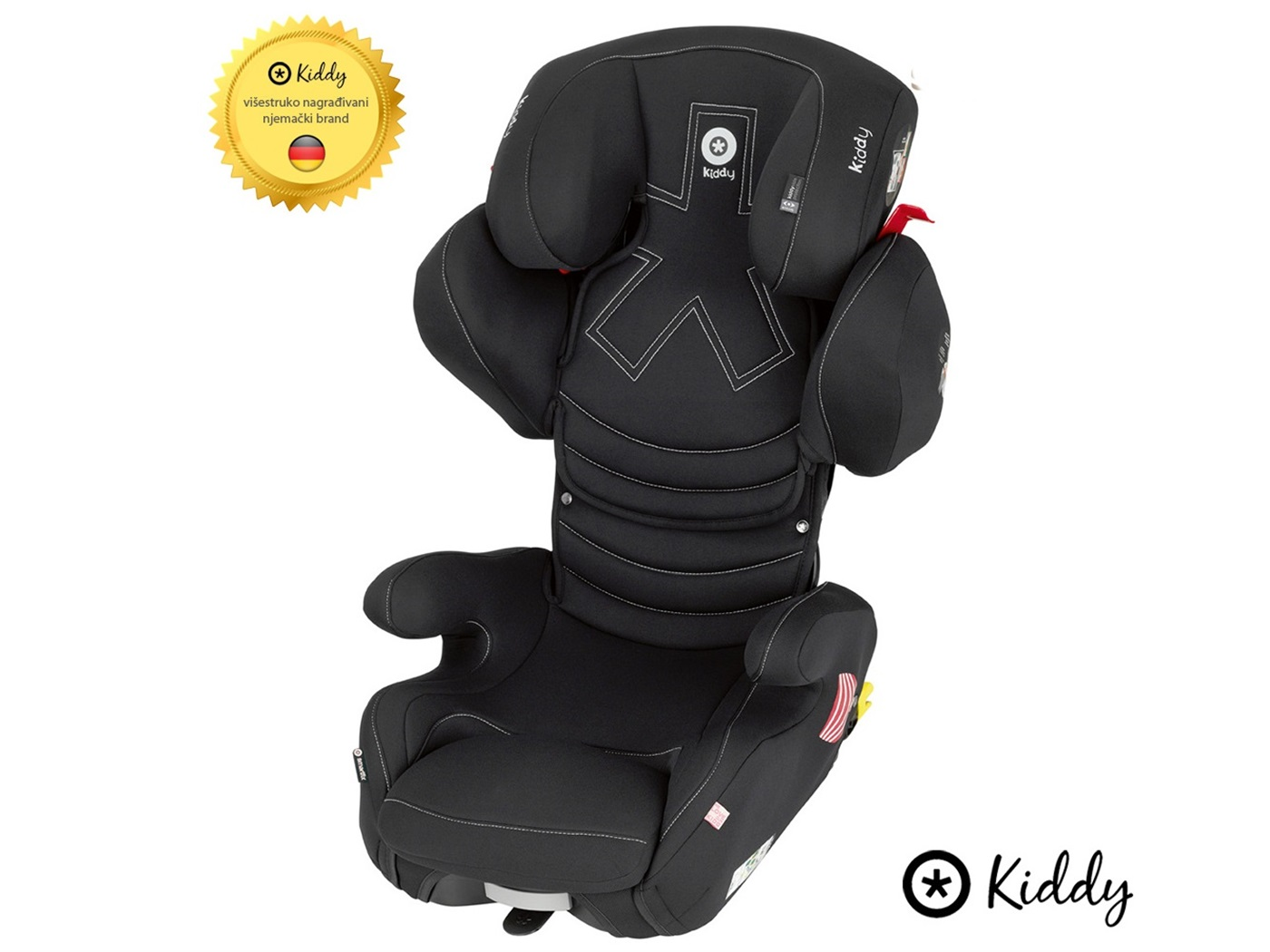 Kiddy SmartFix boja Manhattan
