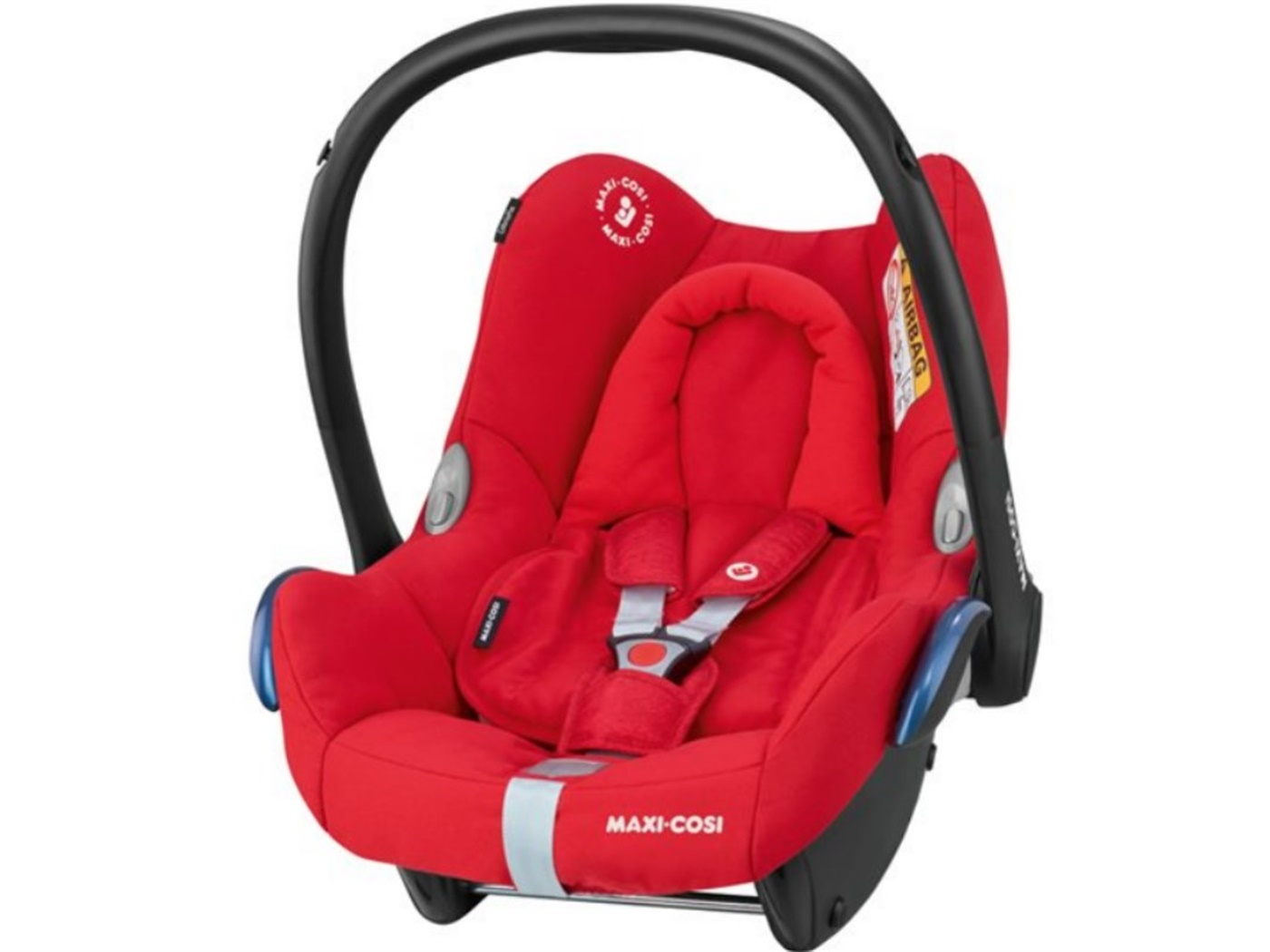 cabriofix  frequency  nomad  red