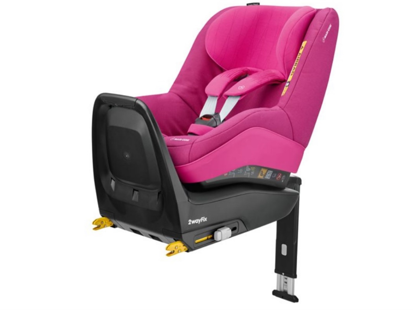 Maxi   cosi   2way  pearl  frequency  pink