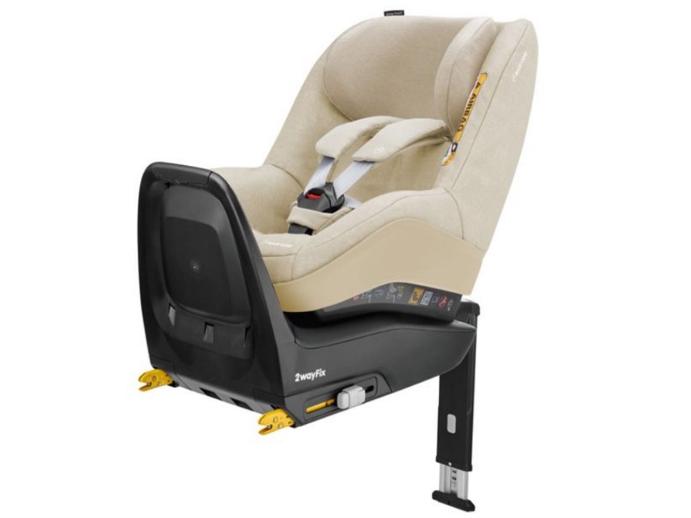 Maxi   cosi   2way  pearl  nomad  sand