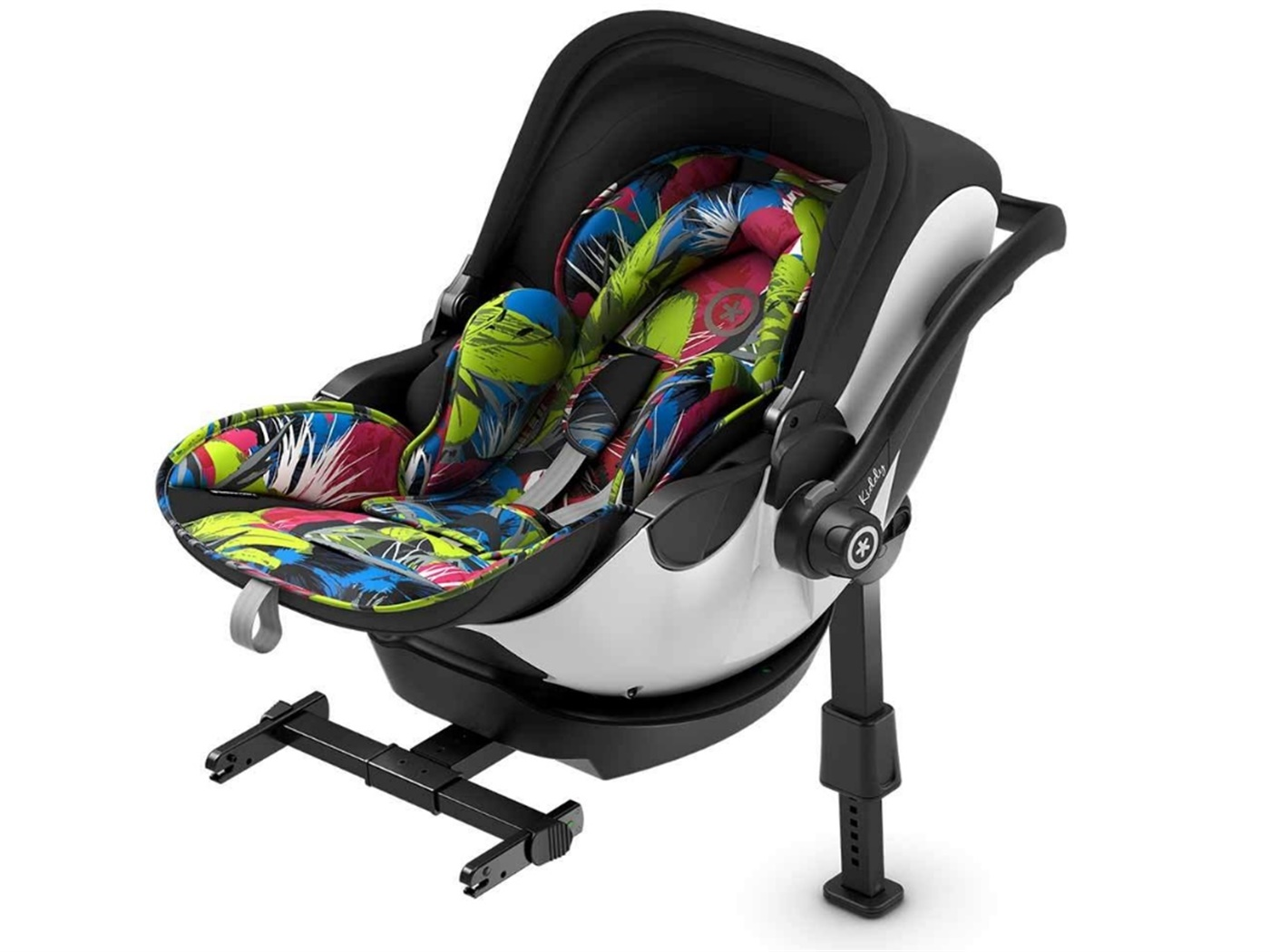 Kiddy   evoluna  i   size   2   car   seat      street  jungle