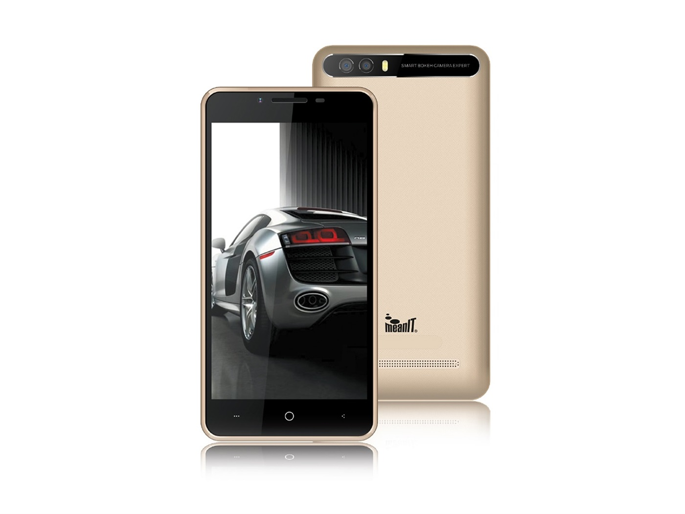 MeanIt C41 gold smartphone