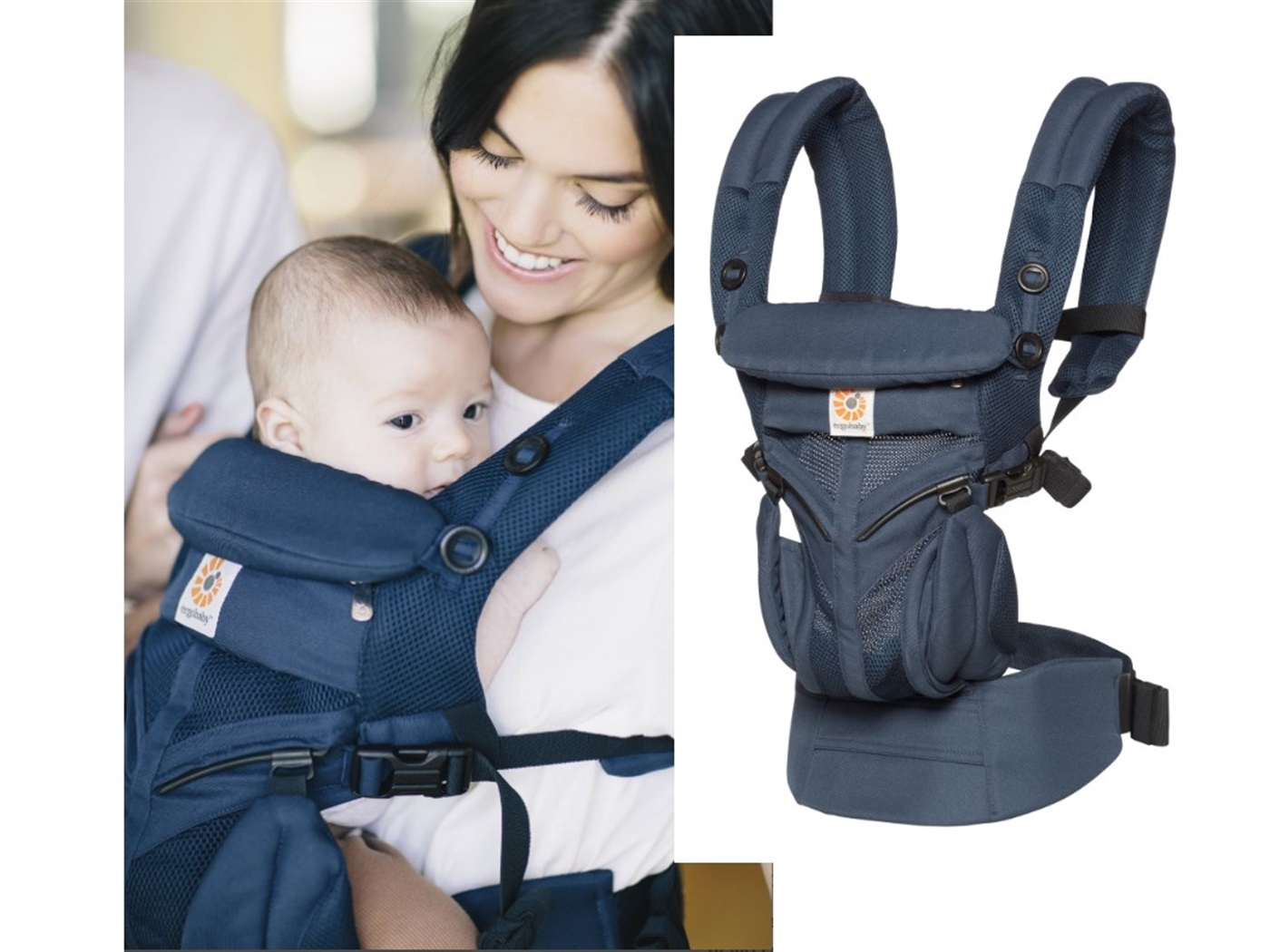 Ergobaby Cool Air Omni 360 nosiljka