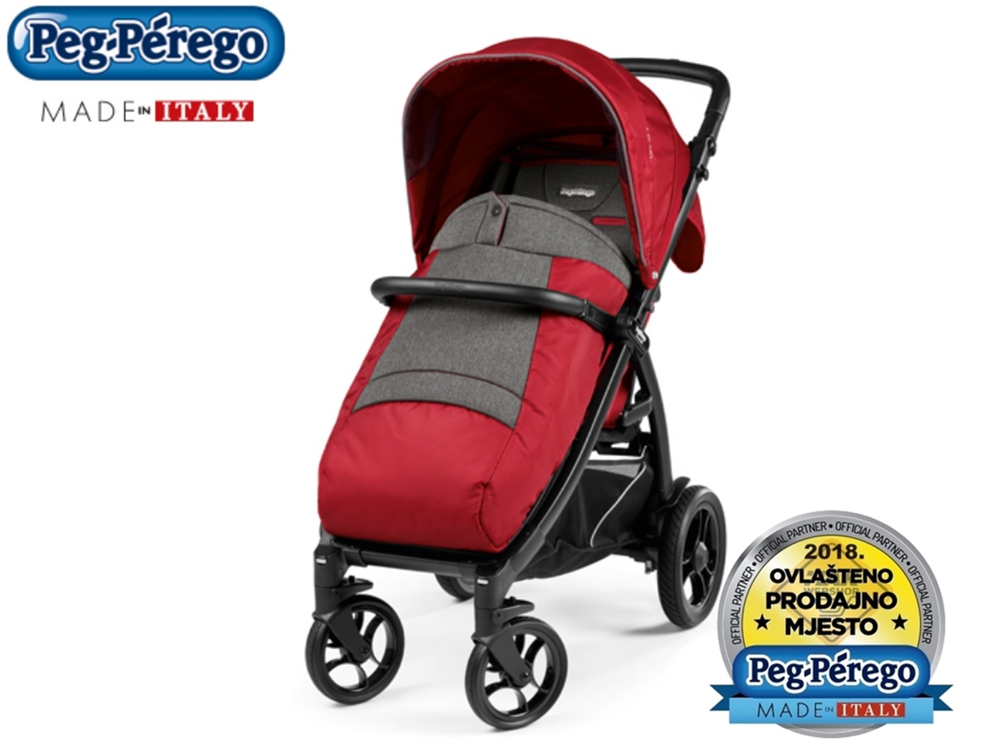 Peg Perego Booklet 50S