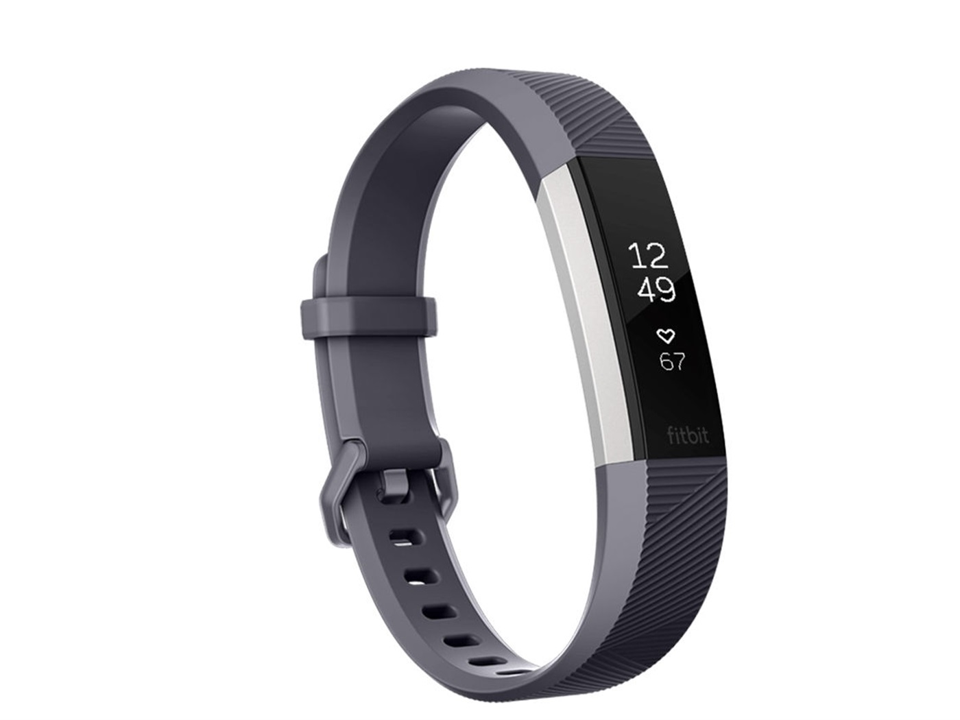 fitbit  alta h r  bluegray