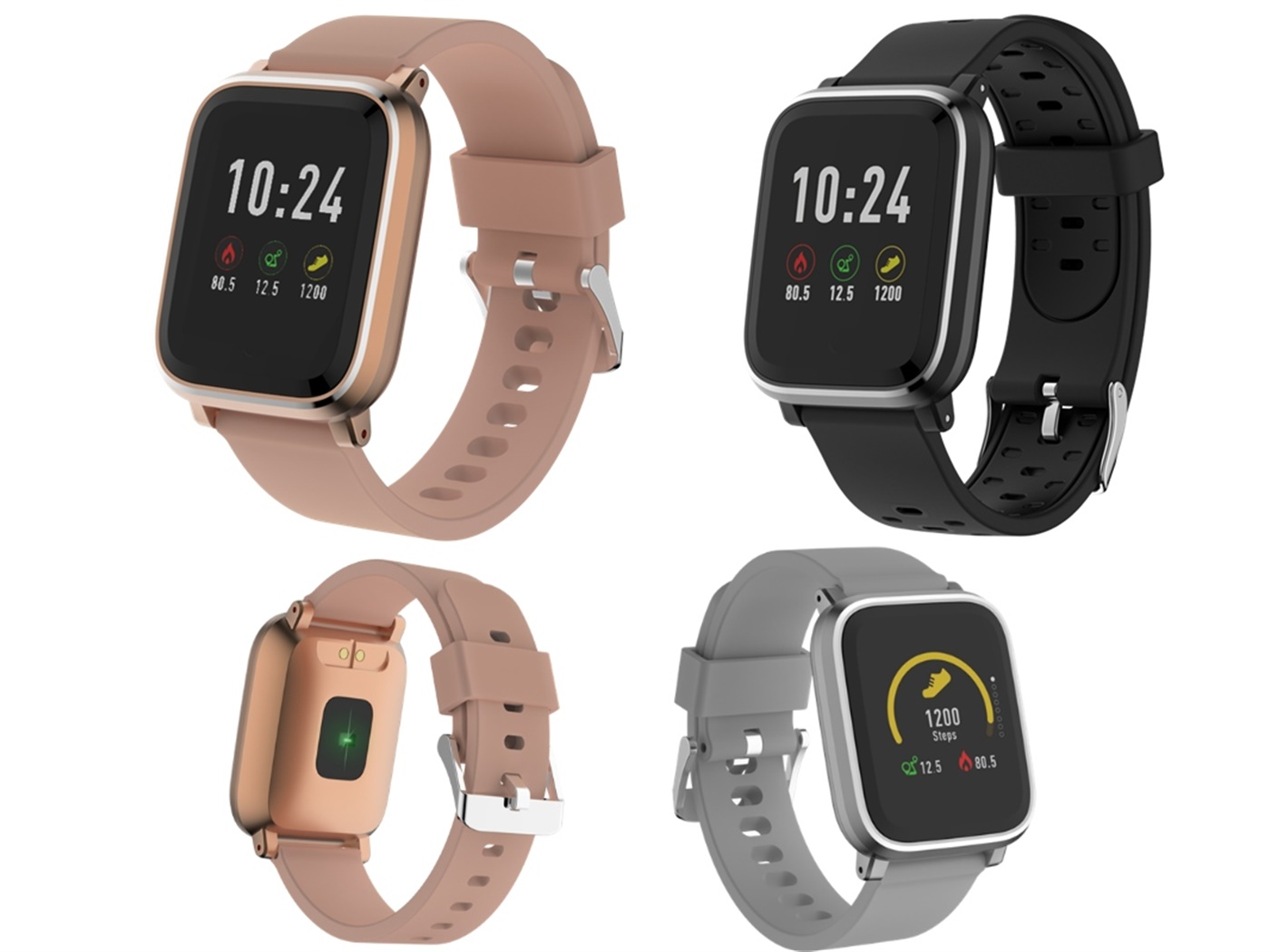 DENVER FITNESS SMARTWATCH SW-160