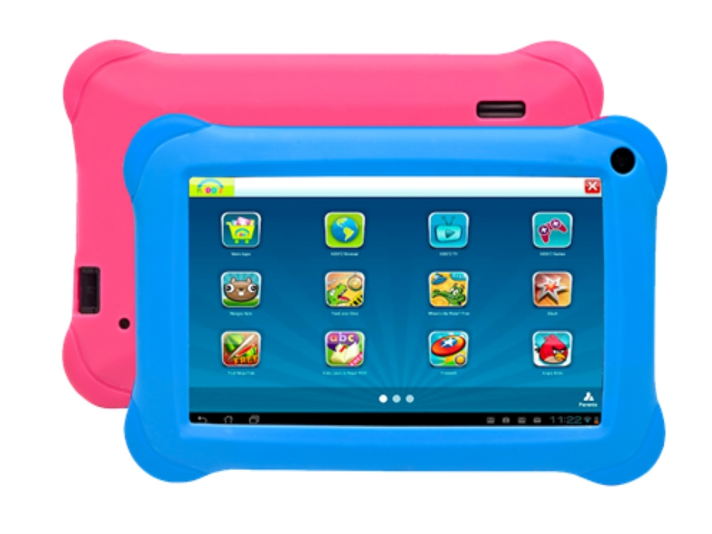 DENVER KIDS TABLET TAQ-70352 KBLUEPINK