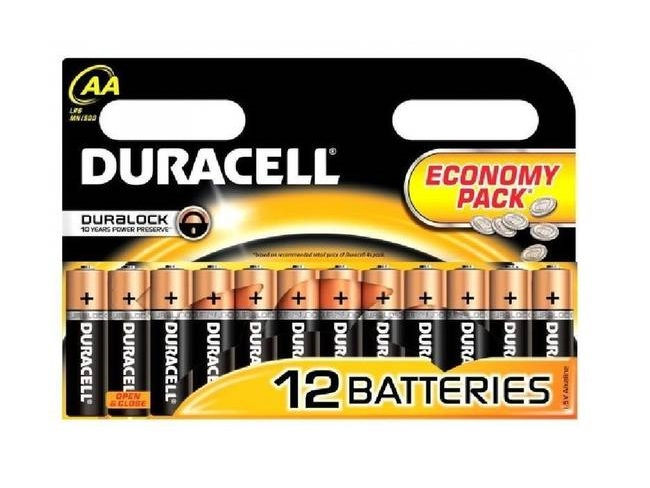 Baterije Duracell AA Economy pack