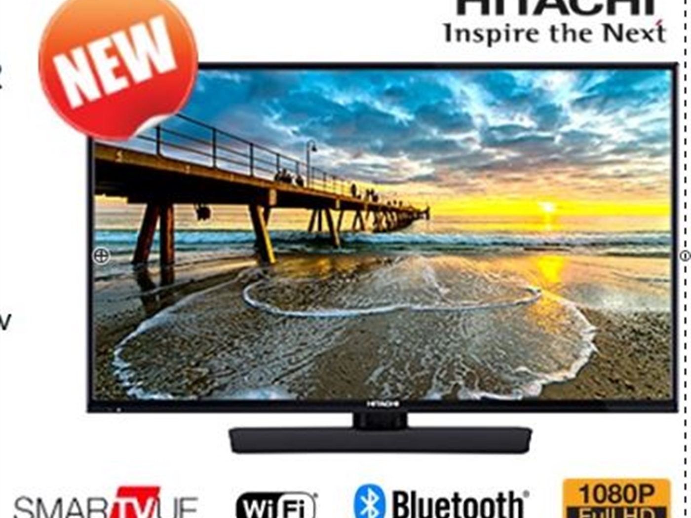 Hitachi LED TV 32HB4T62
