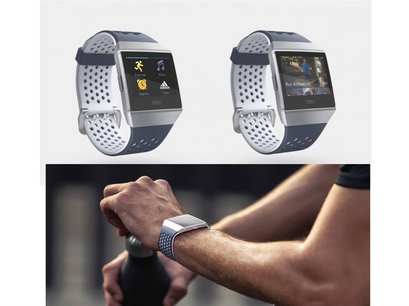 Fitbit   ionic  adidas 1