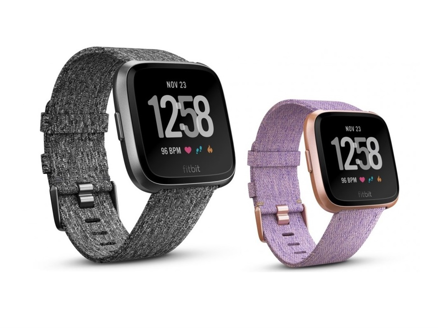 Fitbit   versa   ( n f c )  special  edition 1