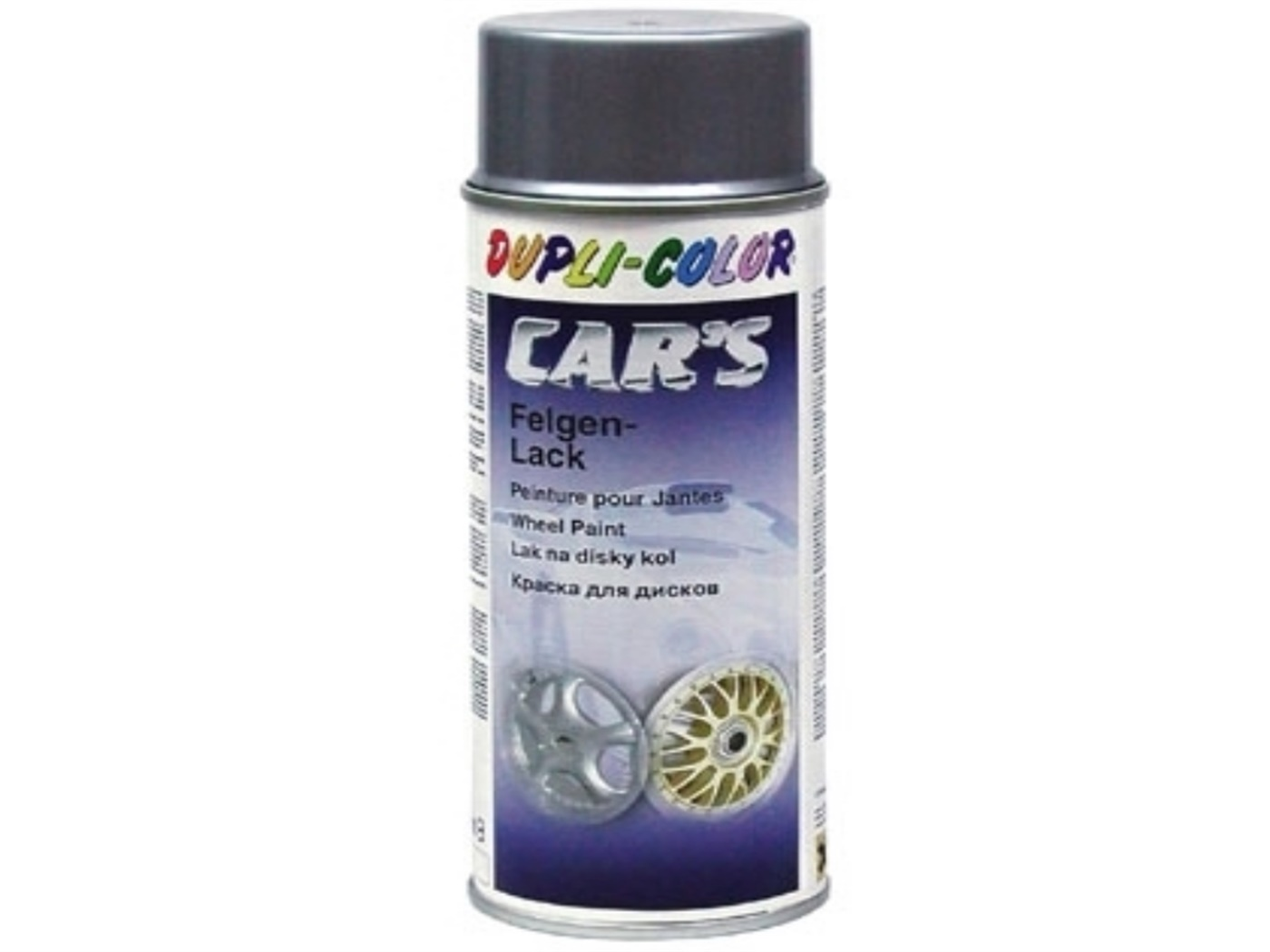 Lak  za  felge  srebrni   4 0 0  ml   motip  cars  spray   3 8 5 9 1 9