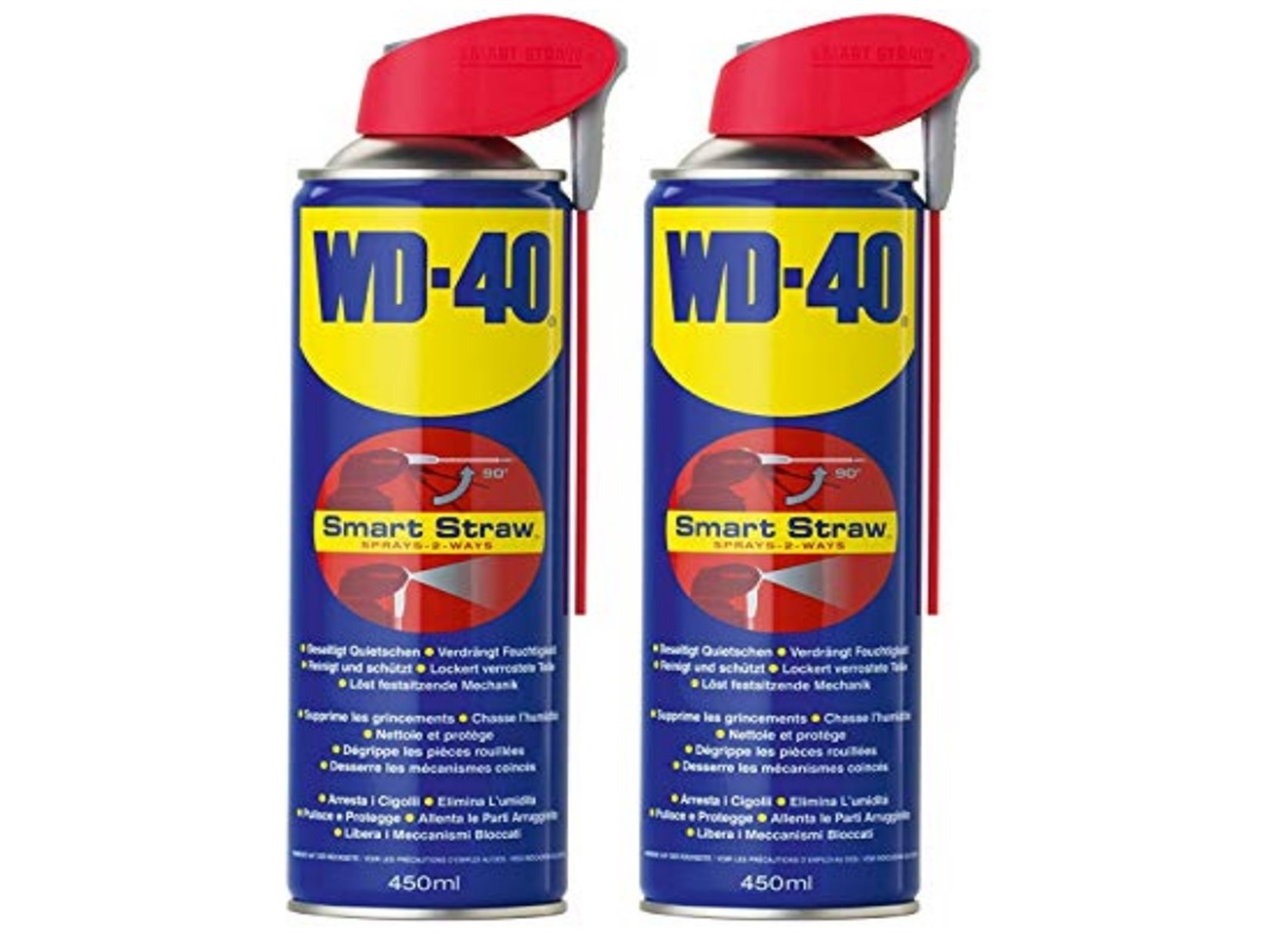 WD 40 Smart Straw 450 ml