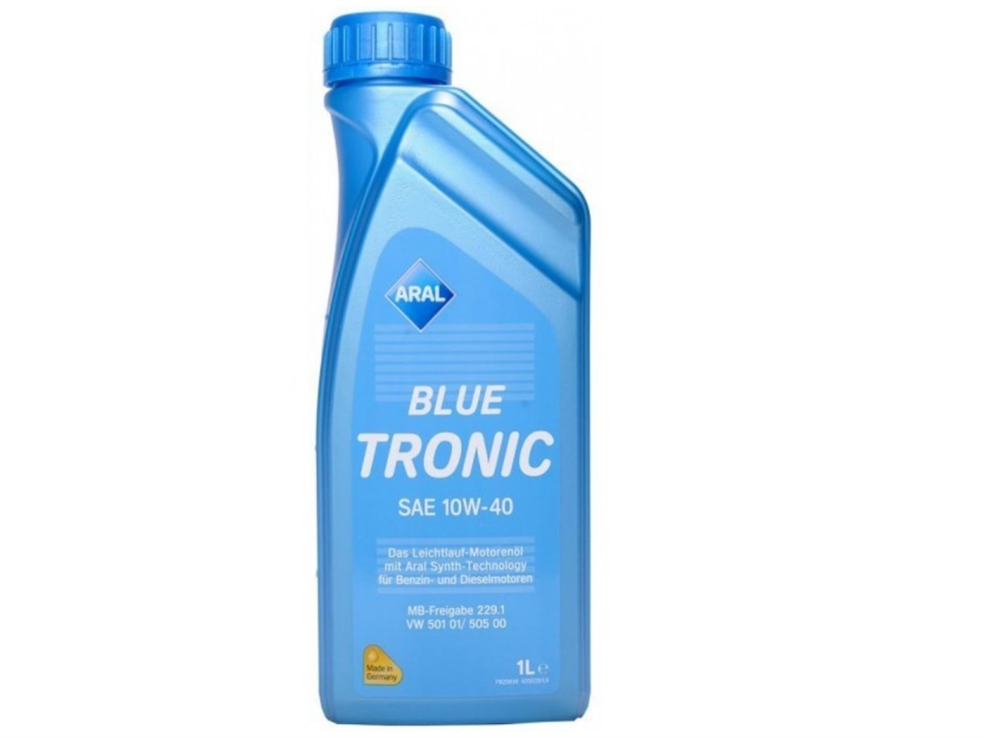 Aral   bluetronic   1 0 w 4 0   1