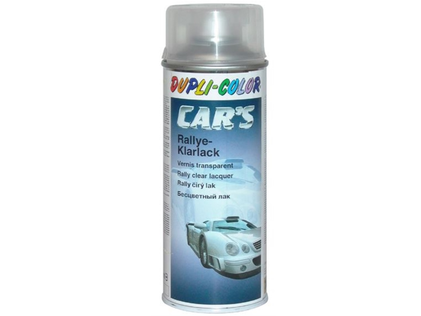 Lak bezbojni 2k 400 ml Motip cars spray 385858