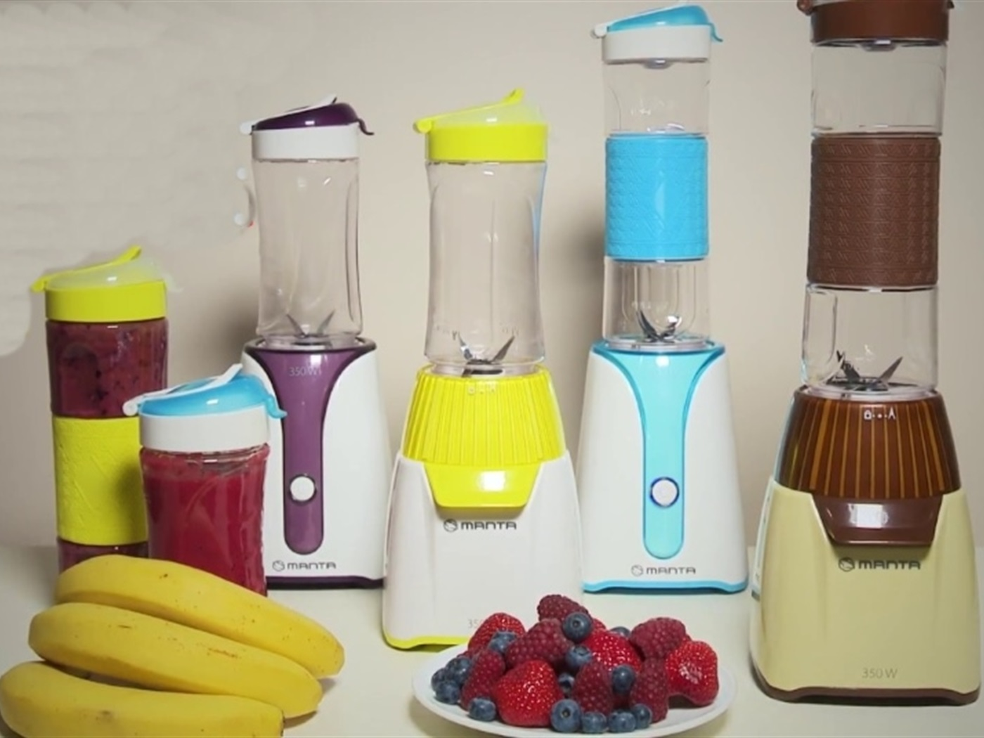 MANTA blender SMOOTHIE SBL920